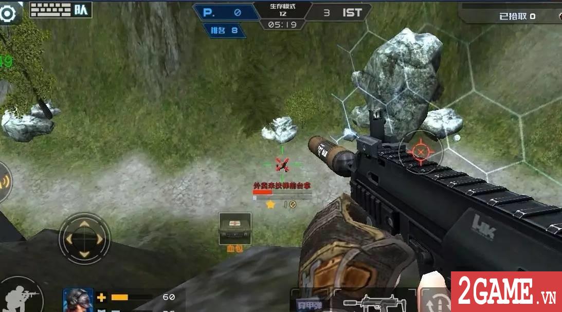 Game bắn súng Tập Kích sắp có chế độ chơi tương tự PlayerUnknown's Battlegrounds 1