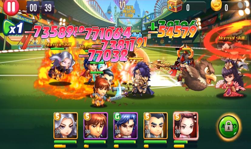 4 lý do khiến game mobile Siêu Sao Đại Chiến xứng với tên gọi Siêu Sao 2