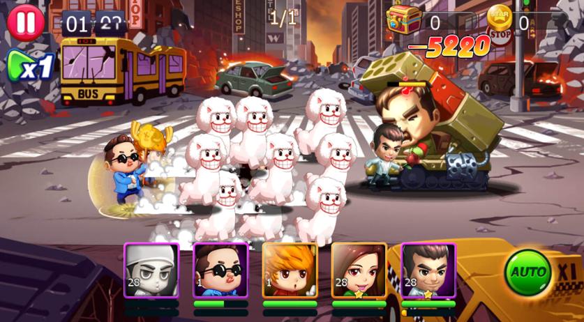 4 lý do khiến game mobile Siêu Sao Đại Chiến xứng với tên gọi Siêu Sao 3