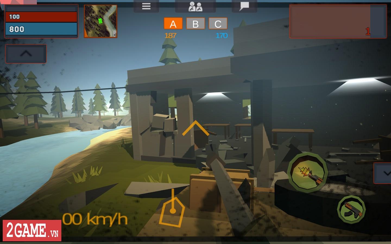 Crazy War – Trải nghiệm game mobile bắn súng sinh tử với phong cách đồ họa ngộ nghĩnh 1