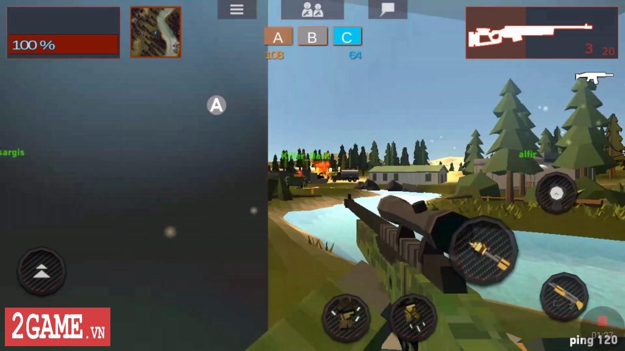 Crazy War – Trải nghiệm game mobile bắn súng sinh tử với phong cách đồ họa ngộ nghĩnh 6