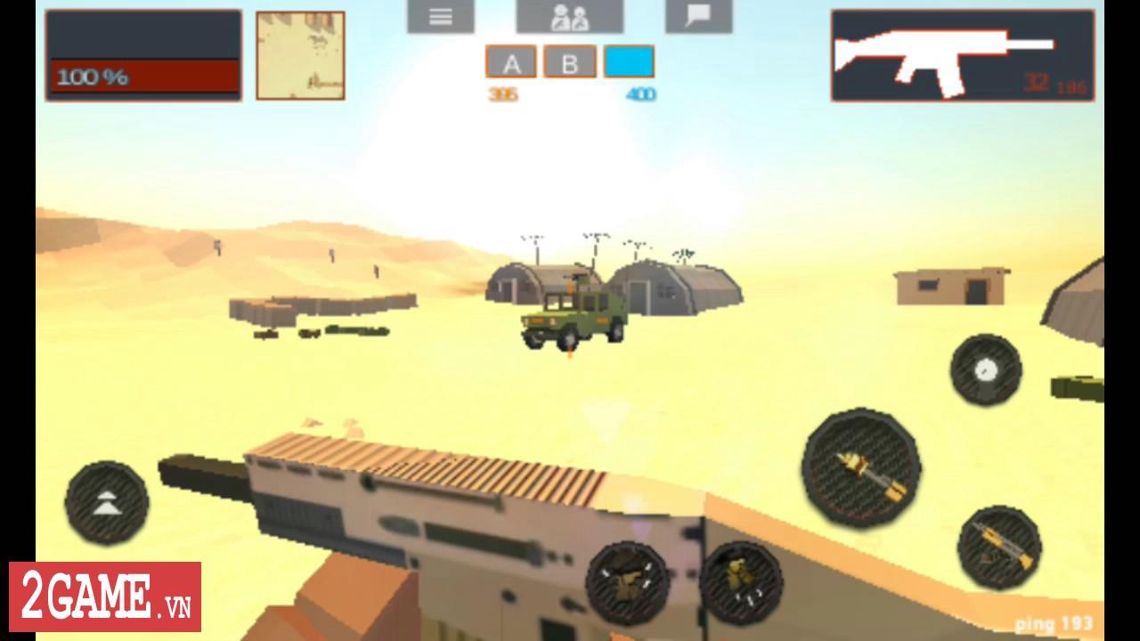 Crazy War – Trải nghiệm game mobile bắn súng sinh tử với phong cách đồ họa ngộ nghĩnh 7