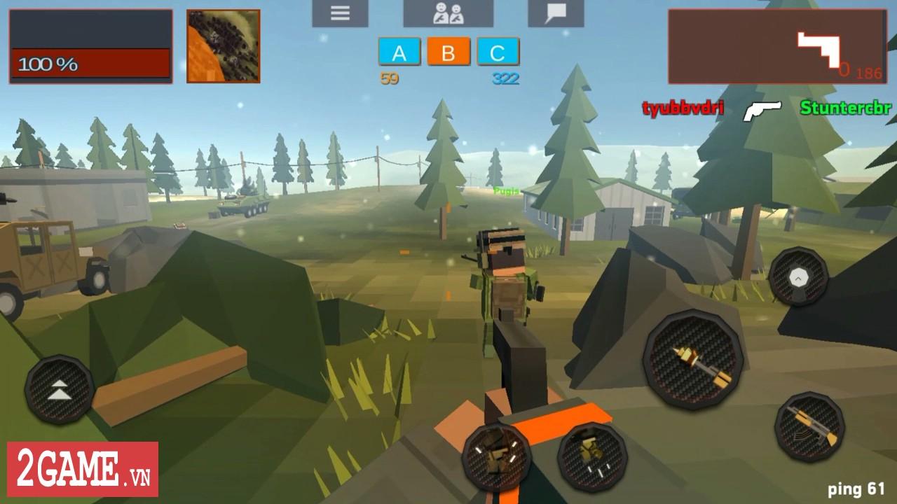 Crazy War – Trải nghiệm game mobile bắn súng sinh tử với phong cách đồ họa ngộ nghĩnh 0
