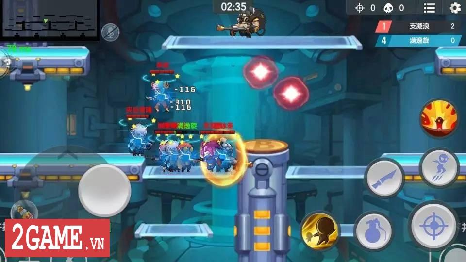 Little Commando – Game MOBA bắn súng với lối chơi độc đáo mà bạn không thể bỏ lỡ 2