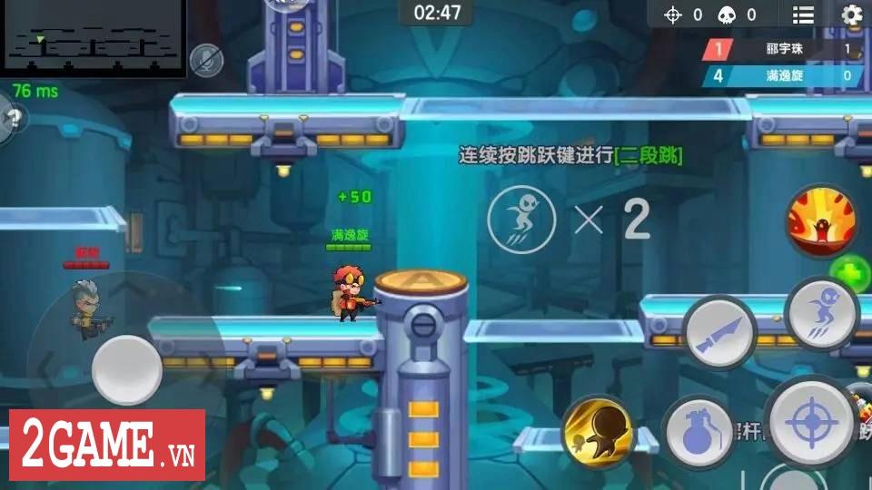 Little Commando – Game MOBA bắn súng với lối chơi độc đáo mà bạn không thể bỏ lỡ 4