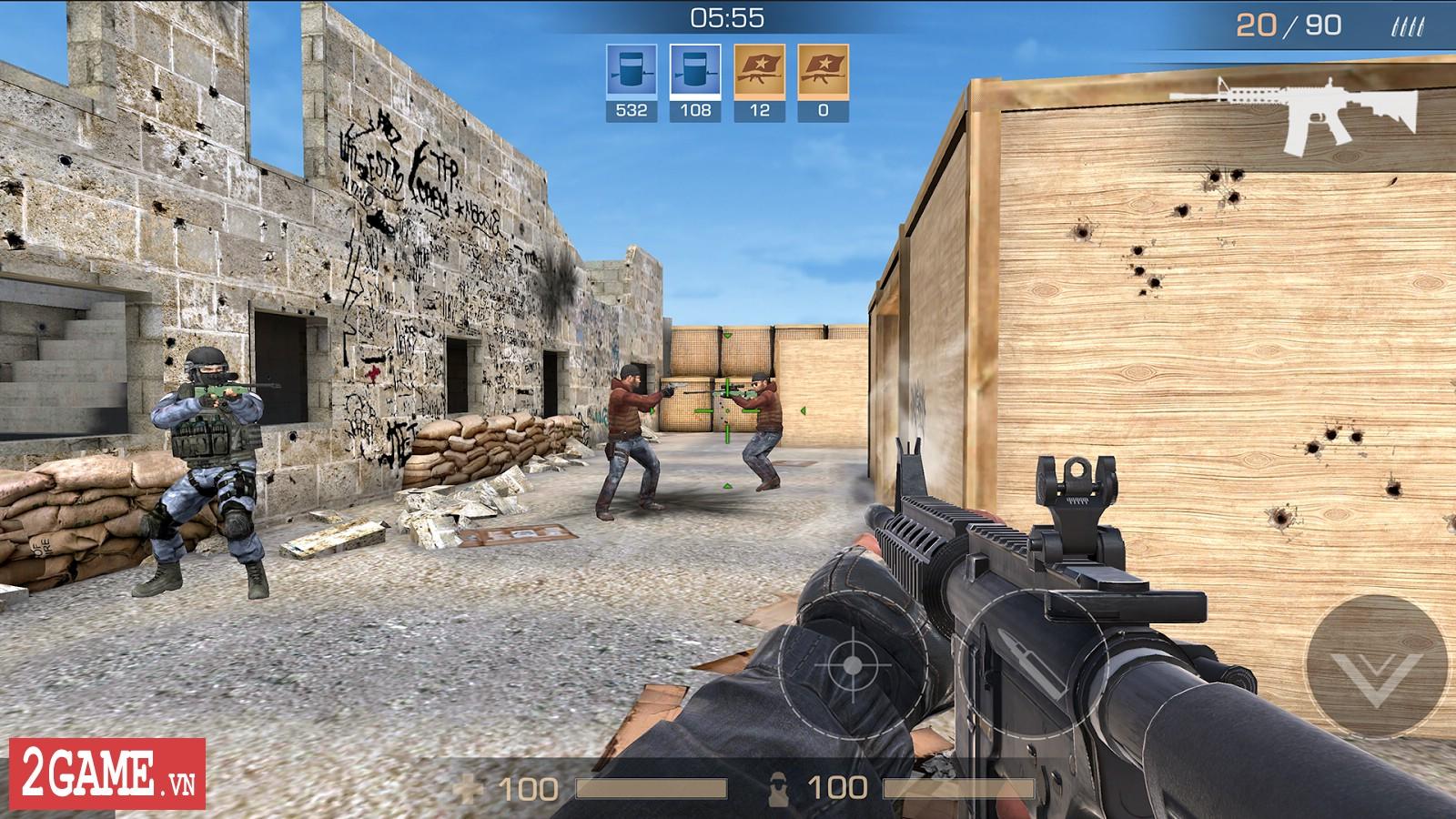 Standoff 2 - Game mobile bắn súng với đồ họa 3D cực kỳ chân thực 2