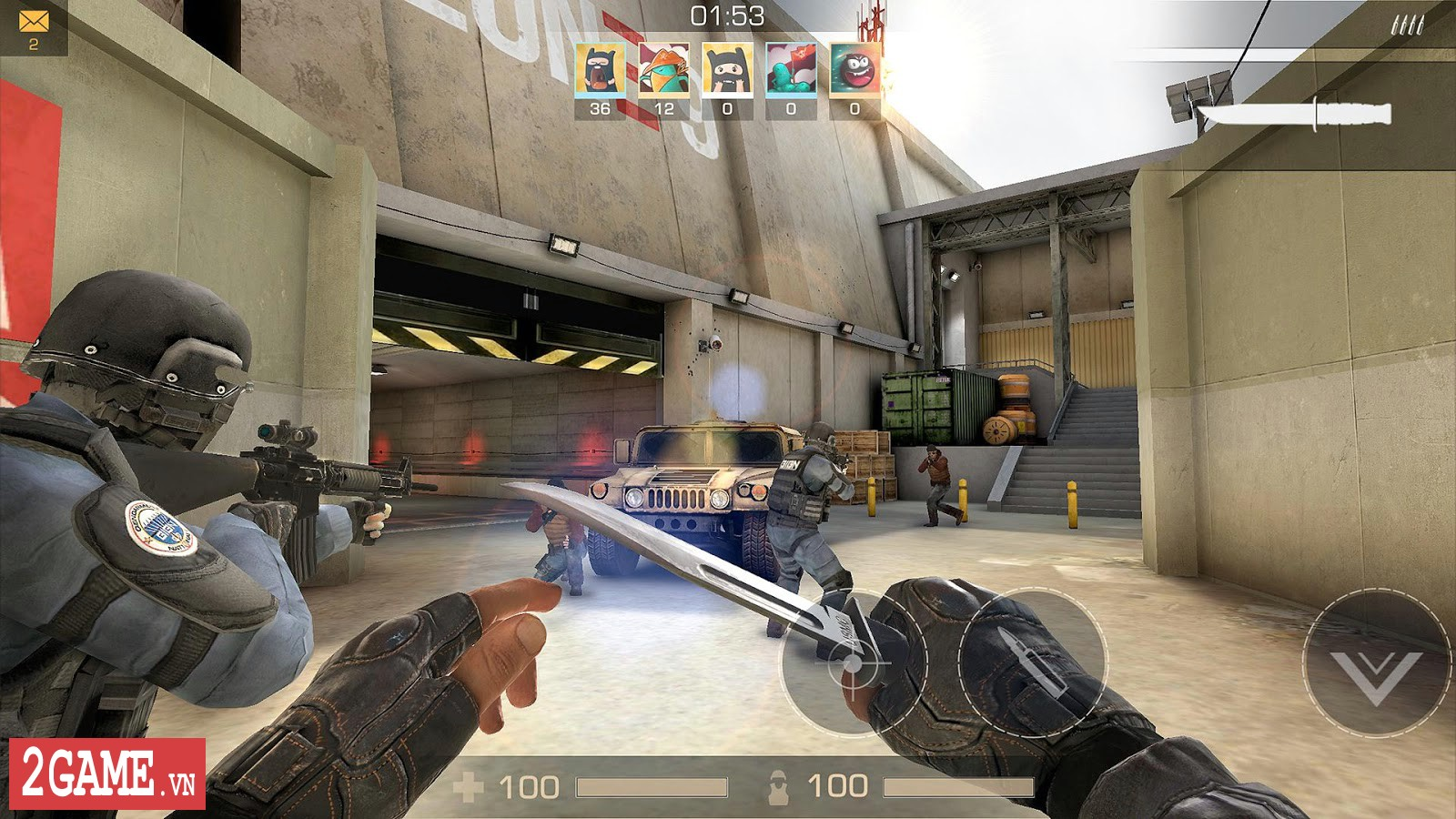 Standoff 2 - Game mobile bắn súng với đồ họa 3D cực kỳ chân thực 4