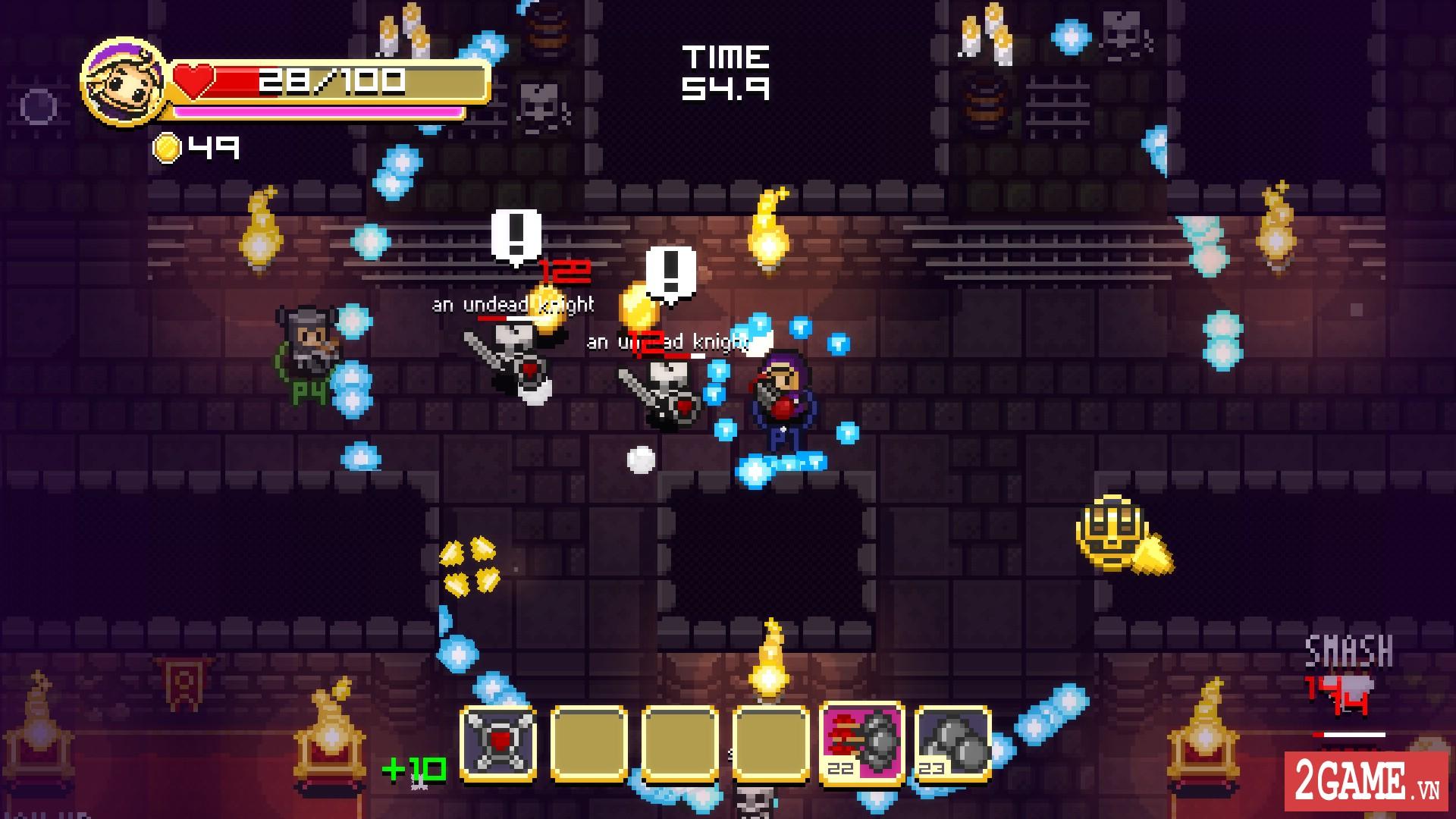 Super Treasure Arena – Game đấu trường sinh tử cực hấp dẫn mang đậm phong cách IO 2