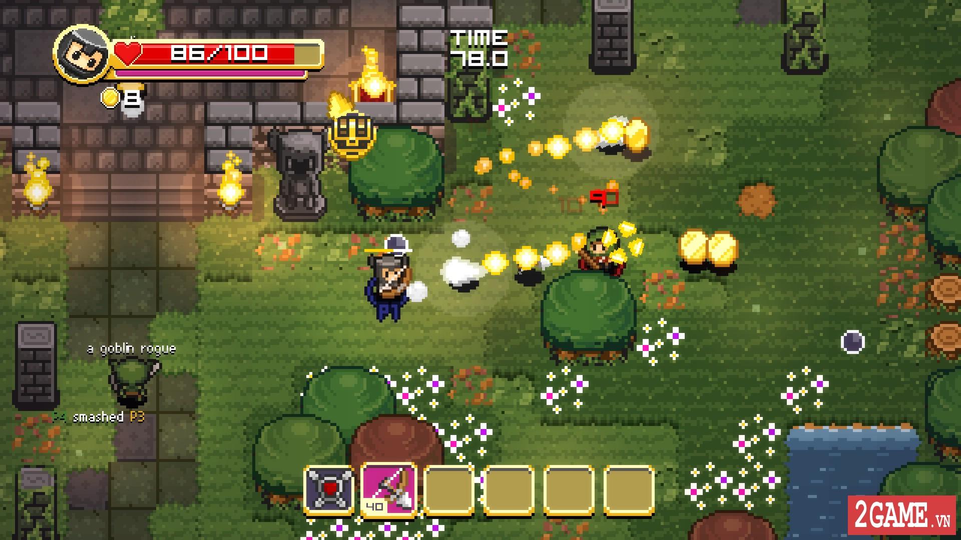 Super Treasure Arena – Game đấu trường sinh tử cực hấp dẫn mang đậm phong cách IO 3