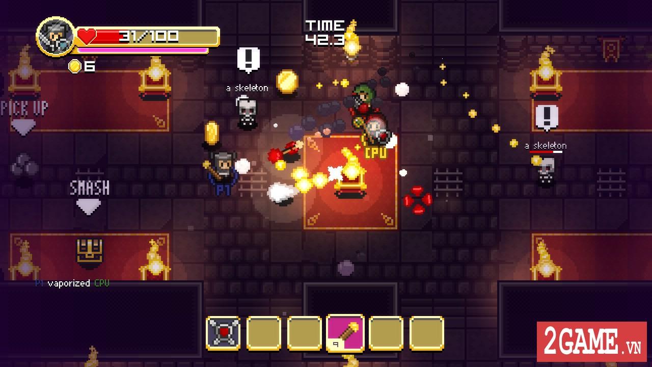 Super Treasure Arena – Game đấu trường sinh tử cực hấp dẫn mang đậm phong cách IO 0
