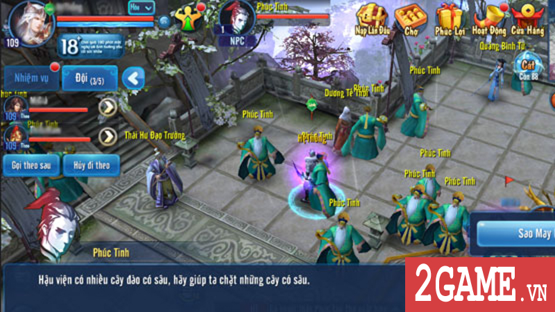 Game thủ Thiện Nữ mobile nhộn nhịp với hoạt động hái Sao May Mắn vì nhặt đồ xịn quá hời 2