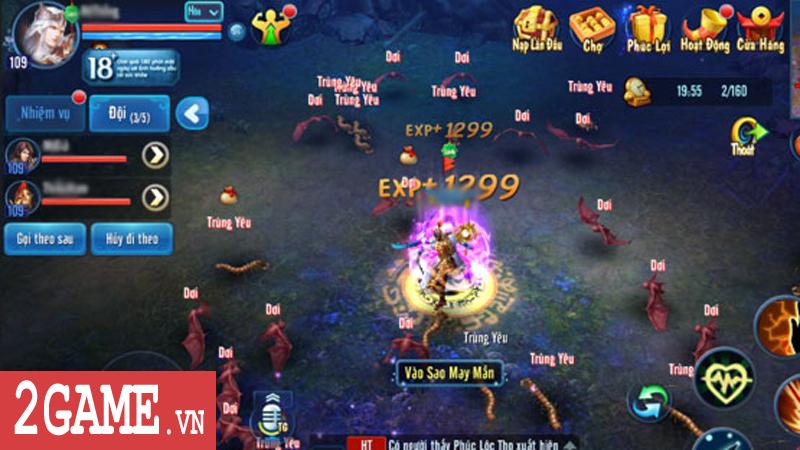 Game thủ Thiện Nữ mobile nhộn nhịp với hoạt động hái Sao May Mắn vì nhặt đồ xịn quá hời 3