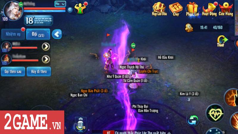 Game thủ Thiện Nữ mobile nhộn nhịp với hoạt động hái Sao May Mắn vì nhặt đồ xịn quá hời 4