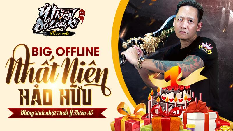 Có gì Hot tại buổi offline game Ỷ Thiên 3D một tuổi tại Hà Nội? 1