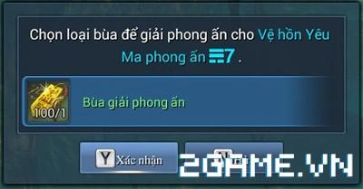 Blade and Soul Việt Nam - Bùa giải phong ấn 3