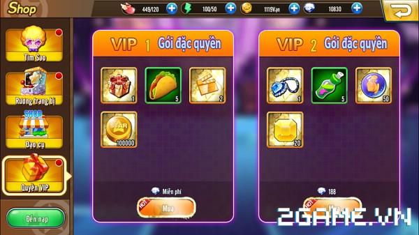 Siêu Sao Đại Chiến - Đặc quyền VIP 0