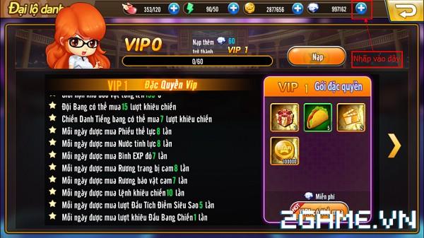 Siêu Sao Đại Chiến - Đặc quyền VIP 1