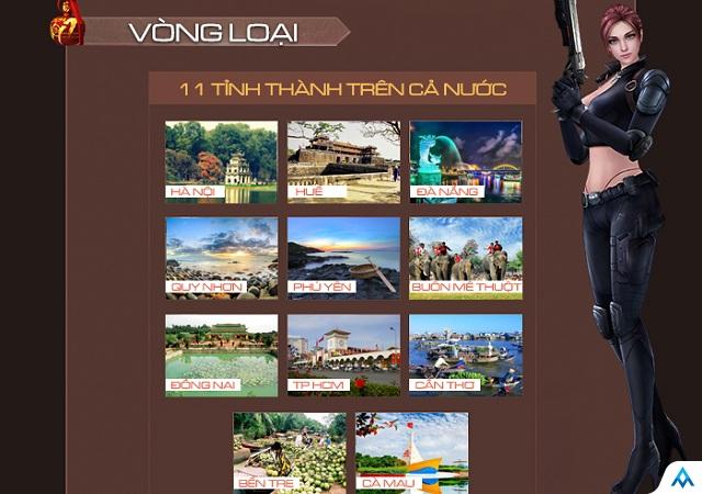 Không chỉ là offline, VTC Game vừa đưa các giải đấu của Phục Kích lên một tầm cao mới 1