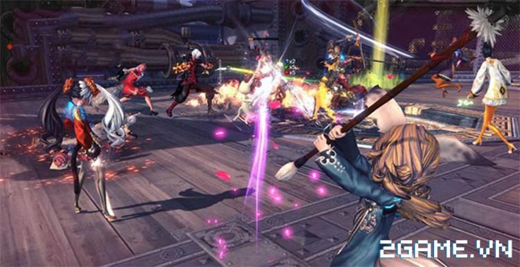 Blade and Soul Việt Nam - Vị trí của B&S trong nền Esports 1