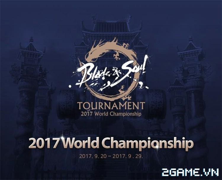 Blade and Soul Việt Nam - Vị trí của B&S trong nền Esports 4