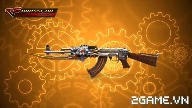 Crossfire Legends - Cao thủ Tony trên tay hàng nóng AK47-Inferno Dragon mới ra lò 0