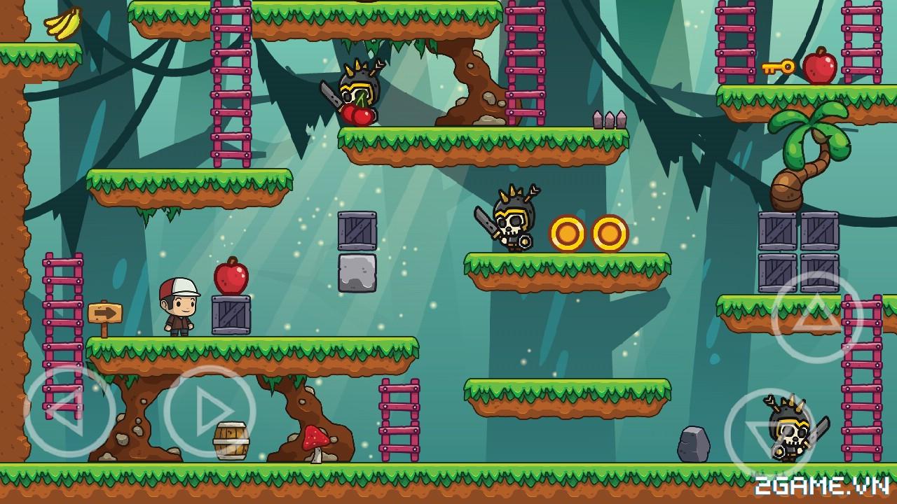 Indy Adventure – Game nhập vai đi cảnh kiểu Mario cho bạn trải nghiệm trên nền tảng di động 1