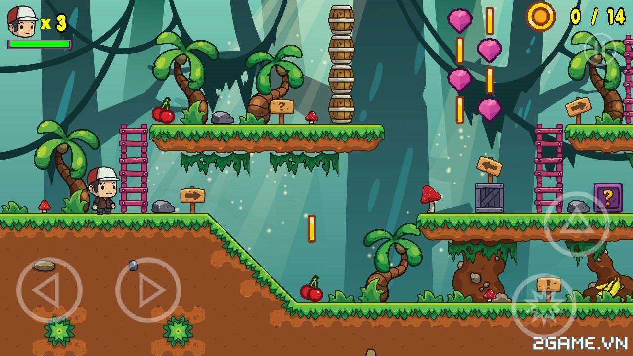 Indy Adventure – Game nhập vai đi cảnh kiểu Mario cho bạn trải nghiệm trên nền tảng di động 2
