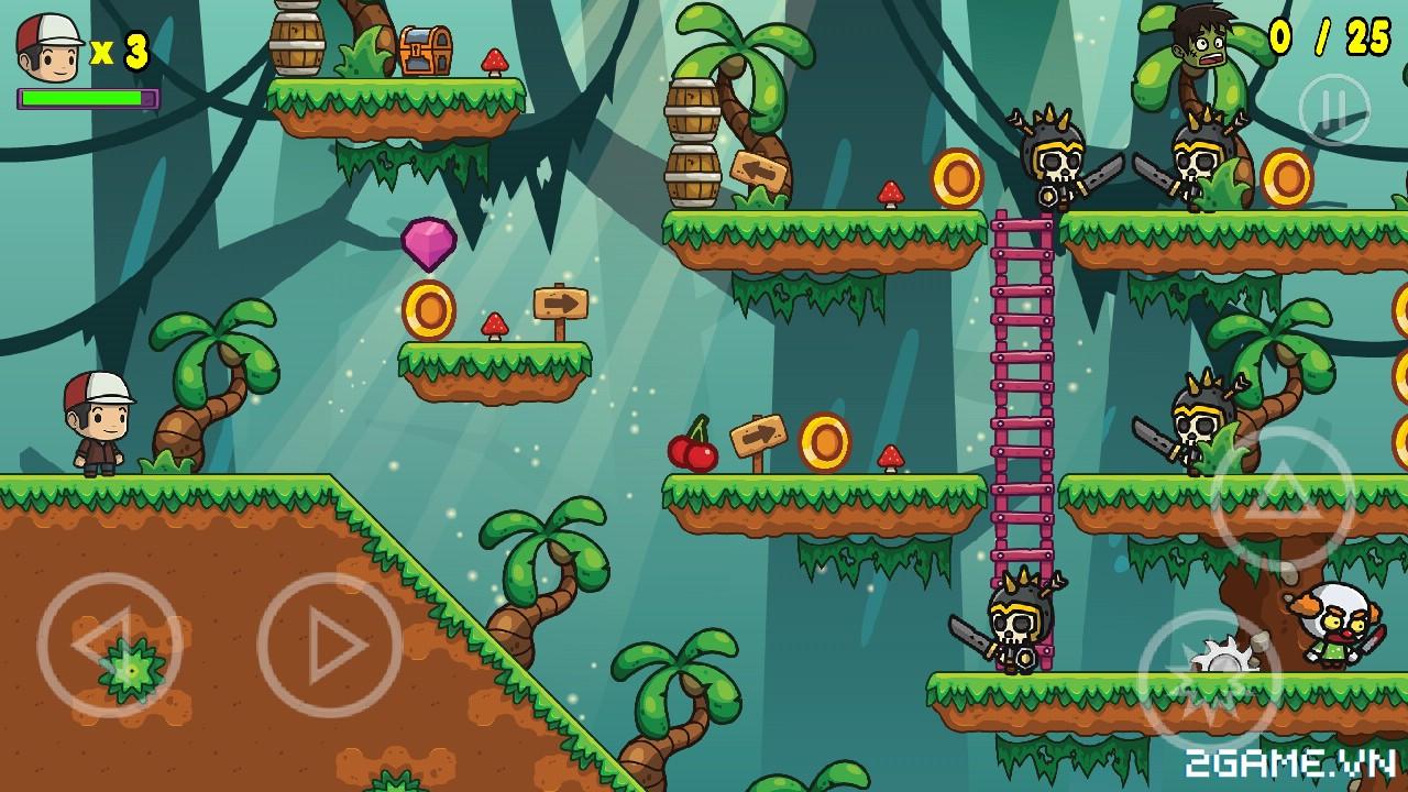 Indy Adventure – Game nhập vai đi cảnh kiểu Mario cho bạn trải nghiệm trên nền tảng di động 4