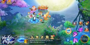 Ngự Kiếm Phi Thiên ra mắt trang chủ, định ngày mở game