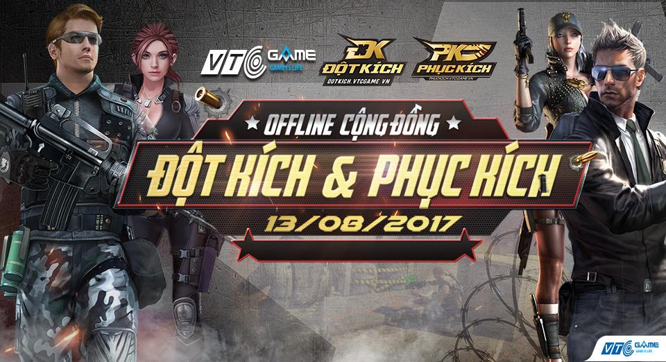 Không chỉ là offline, VTC Game vừa đưa các giải đấu của Phục Kích lên một tầm cao mới 3