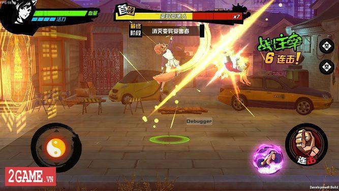 Trung Quốc Kinh Ngạc Tiên Sinh – Game nhập vai độc đáo dựa trên chính bộ phim của ông lớn Tencent 11