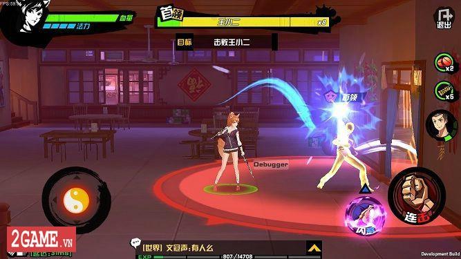 Trung Quốc Kinh Ngạc Tiên Sinh – Game nhập vai độc đáo dựa trên chính bộ phim của ông lớn Tencent 4