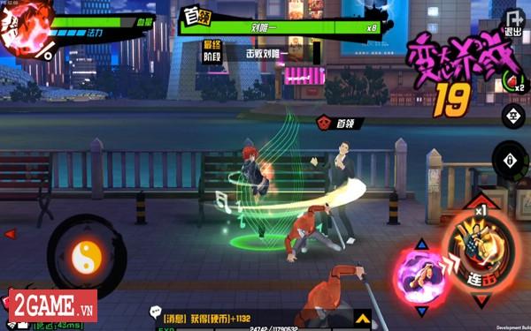 Trung Quốc Kinh Ngạc Tiên Sinh – Game nhập vai độc đáo dựa trên chính bộ phim của ông lớn Tencent 2