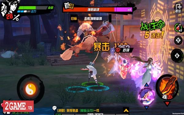 Trung Quốc Kinh Ngạc Tiên Sinh – Game nhập vai độc đáo dựa trên chính bộ phim của ông lớn Tencent 3