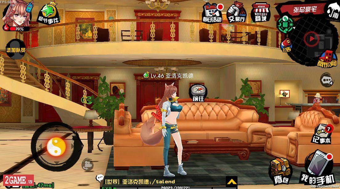 Trung Quốc Kinh Ngạc Tiên Sinh – Game nhập vai độc đáo dựa trên chính bộ phim của ông lớn Tencent 9