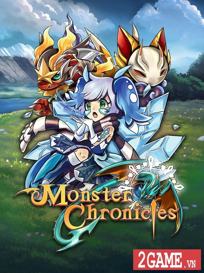 Monster Chronicles - Khi game chiến thuật kết hợp nuôi thú ảo cực kỳ hay ho 0