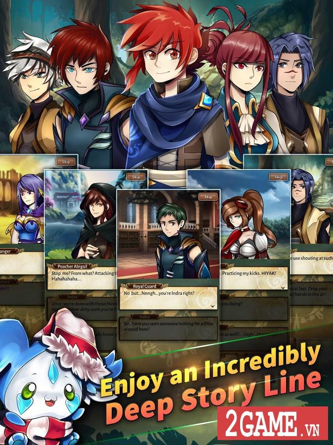 Monster Chronicles - Khi game chiến thuật kết hợp nuôi thú ảo cực kỳ hay ho 2