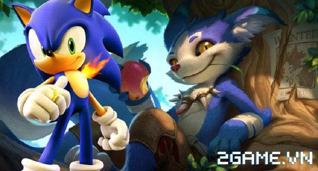 Liên Quân Mobile - Hóa ra nguyên mẫu của Cáo Siêu Thanh Fennik lại là Nhím Sonic 0