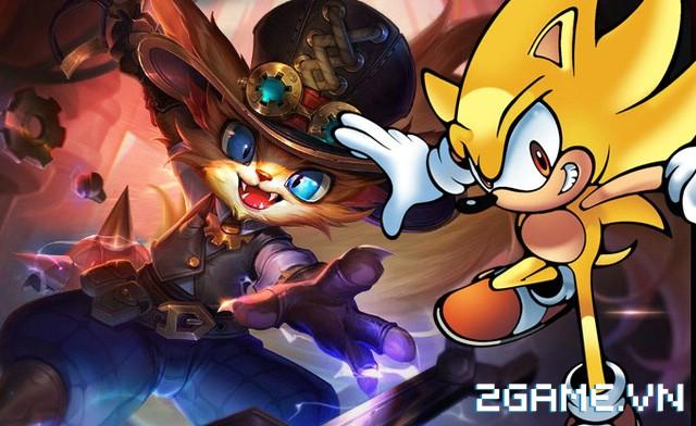 Liên Quân Mobile - Hóa ra nguyên mẫu của Cáo Siêu Thanh Fennik lại là Nhím Sonic 3