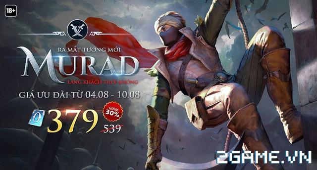 Liên Quân Mobile - Giá bán chính thức của Murad lại không quá đắt như dự đoán 0