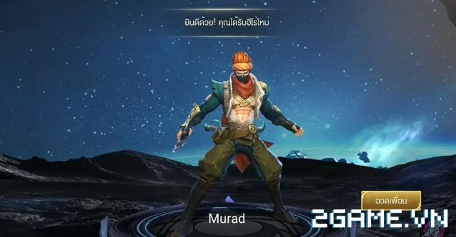 Liên Quân Mobile - Giá bán chính thức của Murad lại không quá đắt như dự đoán 2