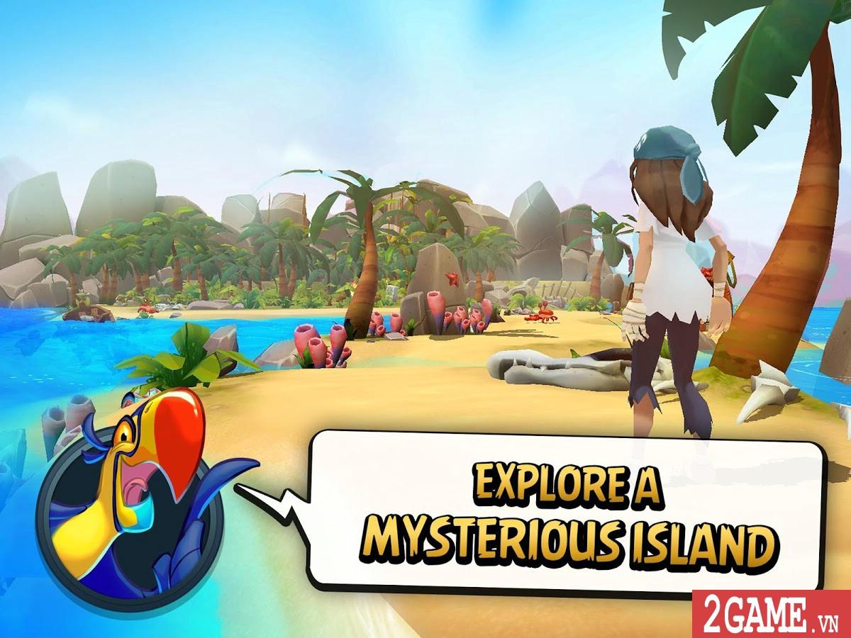Lost Survivor – Game nhập vai sinh tồn đẩy bạn đến một đảo hoang đầy xinh đẹp 0