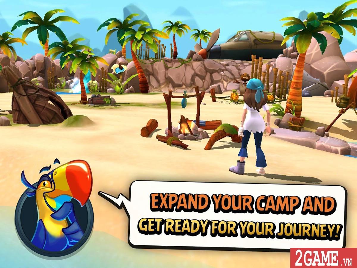Lost Survivor – Game nhập vai sinh tồn đẩy bạn đến một đảo hoang đầy xinh đẹp 5