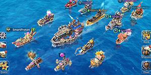 SailCraft – Game chiến thuật đánh theo lượt lấy đề tài Hải chiến