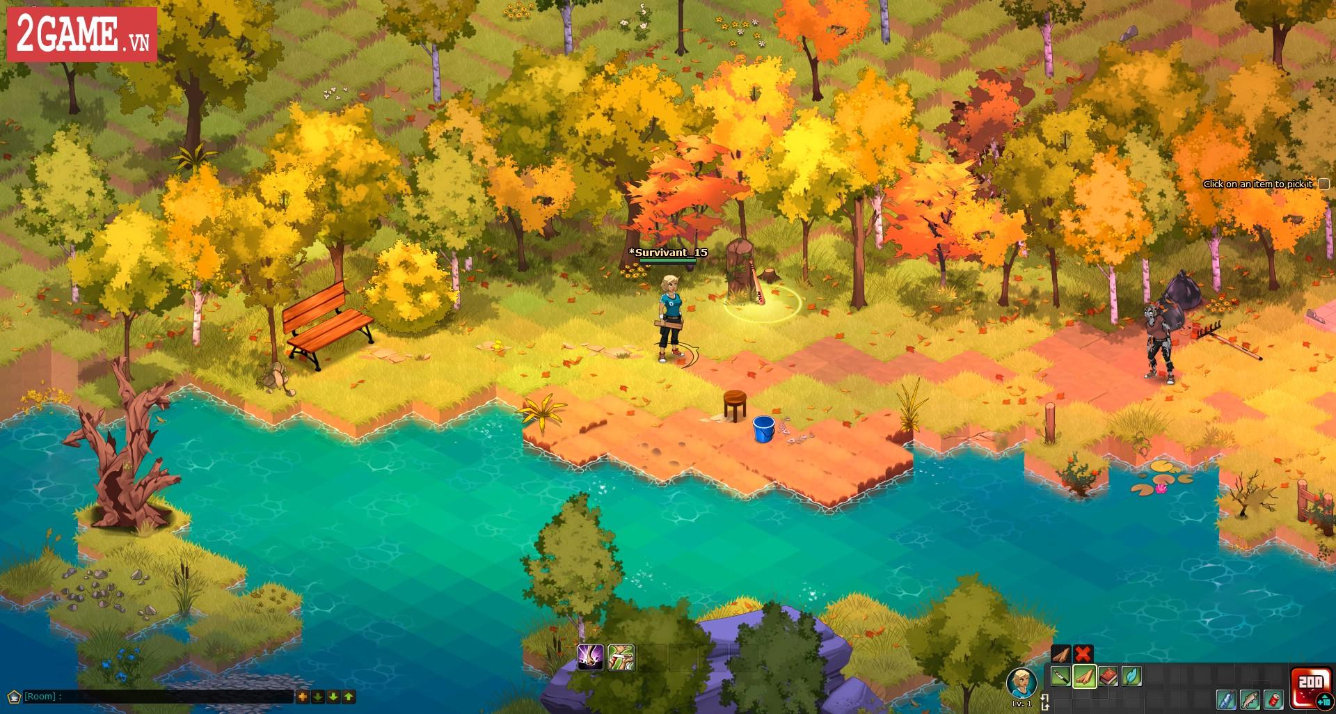 Dead Maze – Hé lộ dự án game nhập vai thế giới mở mới đầy đột phá 2