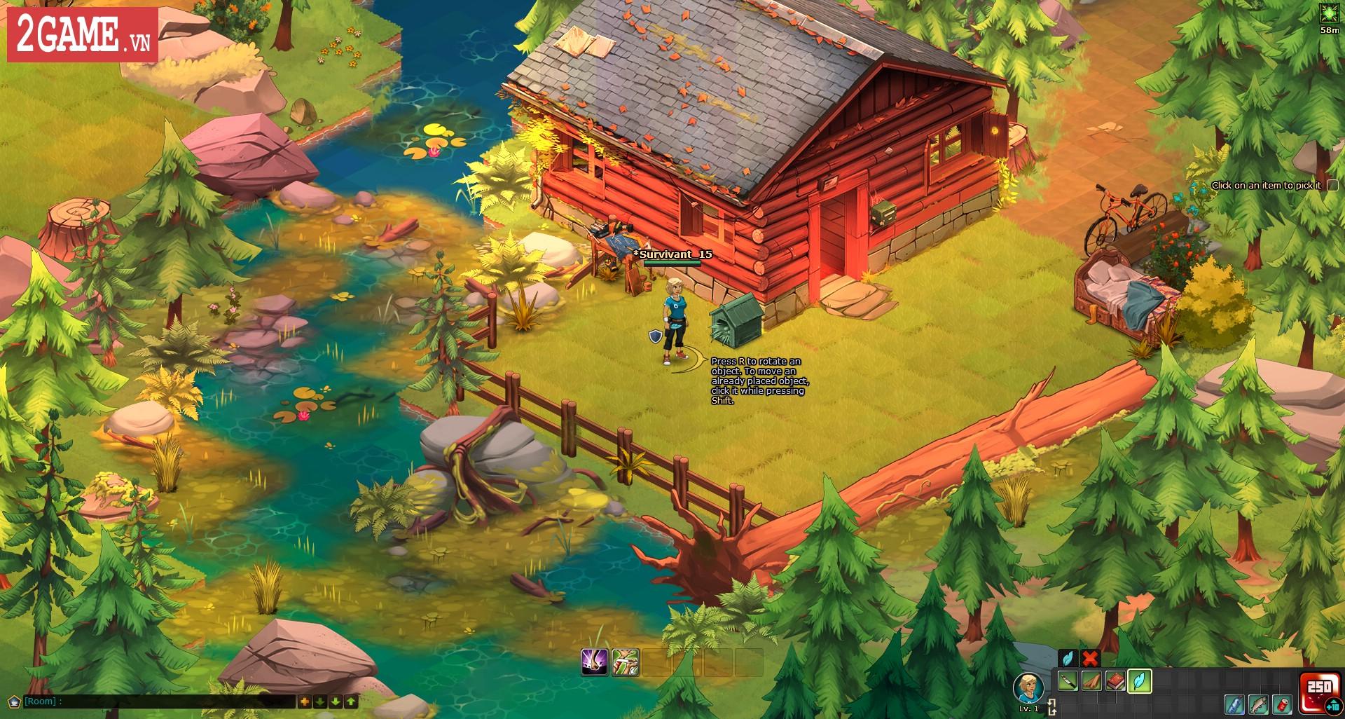 Dead Maze – Hé lộ dự án game nhập vai thế giới mở mới đầy đột phá 3