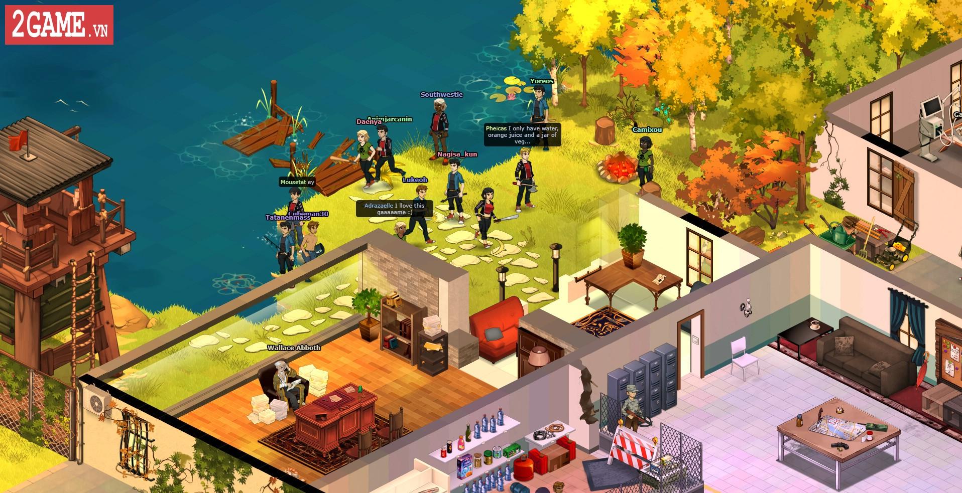 Dead Maze – Hé lộ dự án game nhập vai thế giới mở mới đầy đột phá 4