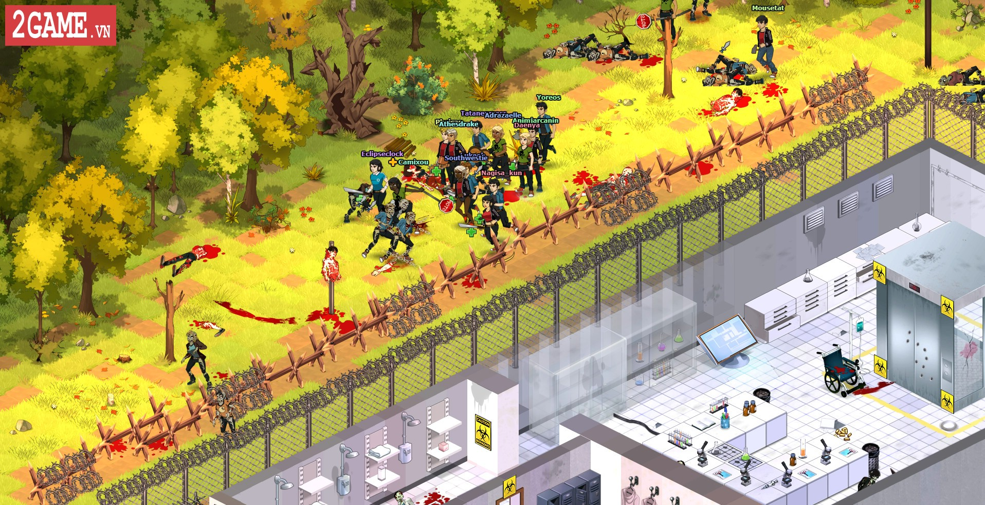 Dead Maze – Hé lộ dự án game nhập vai thế giới mở mới đầy đột phá 6