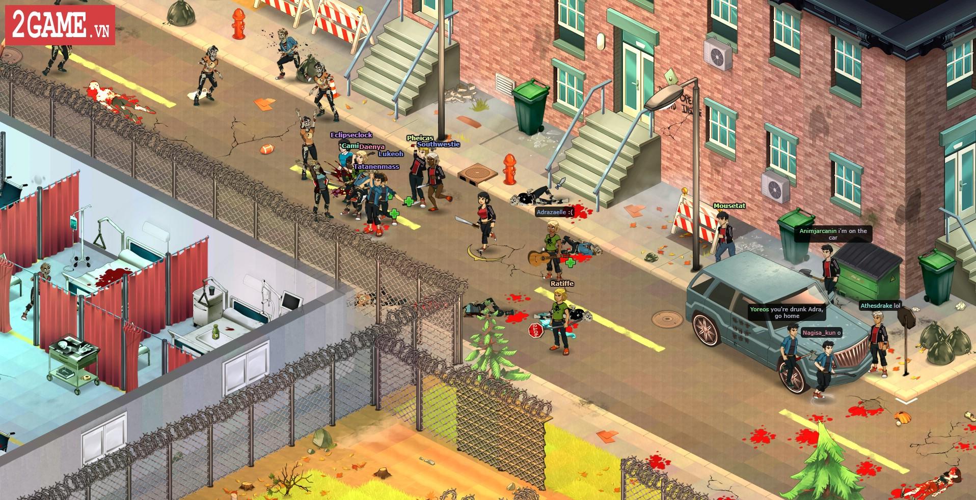 Dead Maze – Hé lộ dự án game nhập vai thế giới mở mới đầy đột phá 8