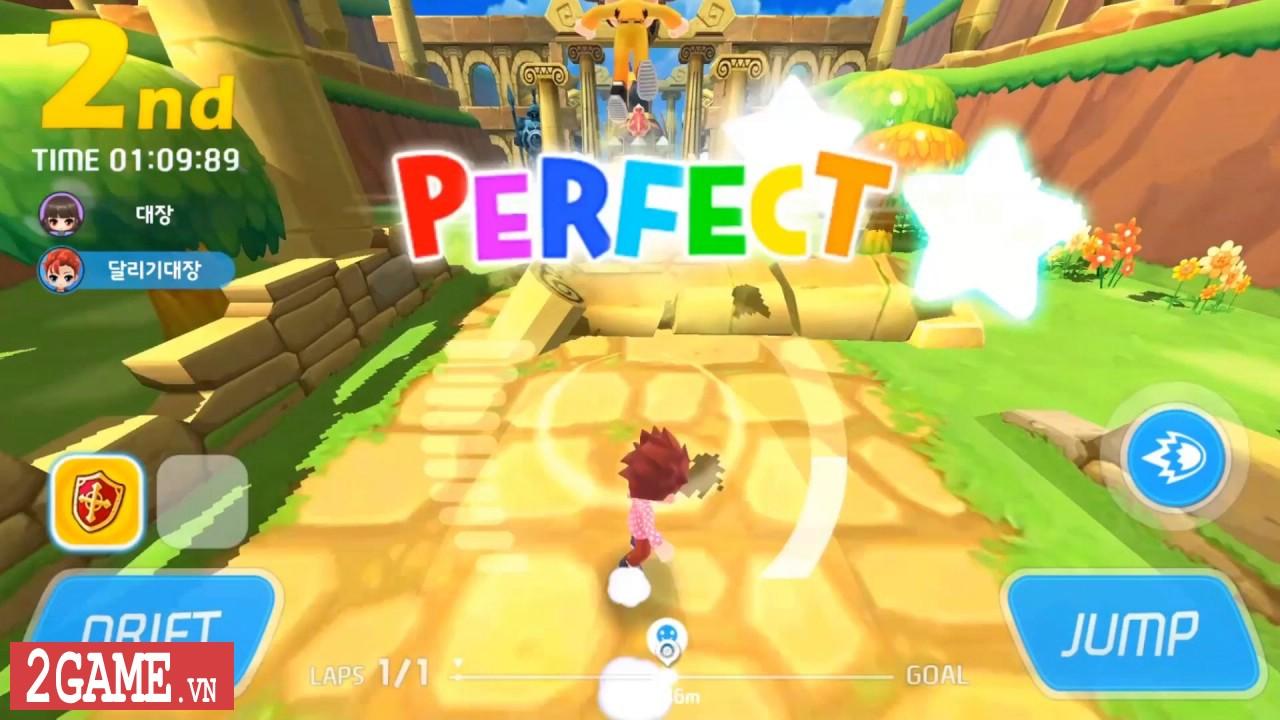 TalesRunner R - Game chạy đua siêu cấp trên PC nay đã có hậu bản mobile 0